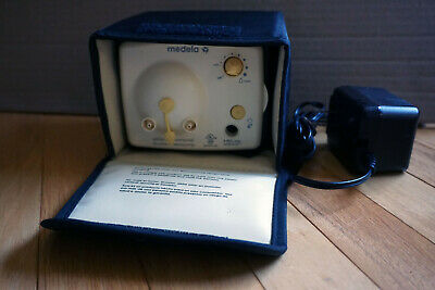 Medela_Advanced Personal Double Breastpump Motor with AC Adapter