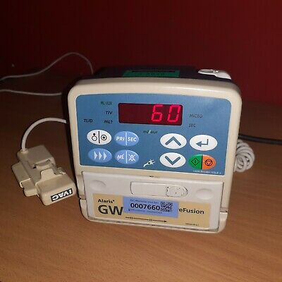 CAREFUSION ALARIS GW  IV Volumetric Infusion Pump