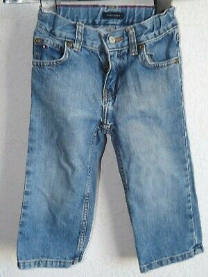 Tommy Hilfiger boys cotton blue denim jeans size 2 years
