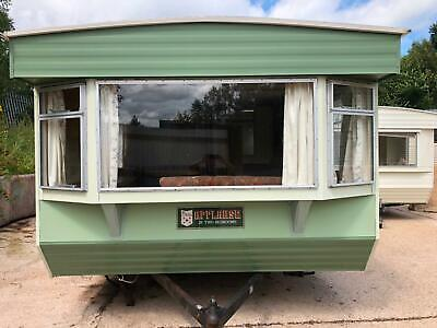 ATLAS 28X10 /2 BEDROOM 6 BERTH NATIONWIDE DELIVERY Other