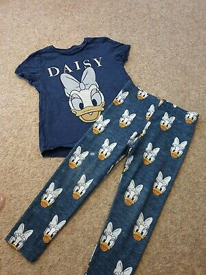 Girls Next Daisy duck Outfit Set Age 2-3months
