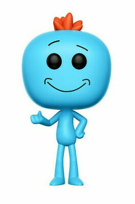 Funko Pop Rick and Morty 174 Mr Meeseeks Chase Limited Edition Vinyl Figure