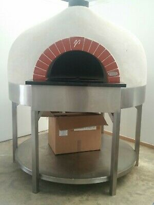 Valoriani Wood Fired Pizza Oven Brand New Fully assembled w/ GAS BURNER INC