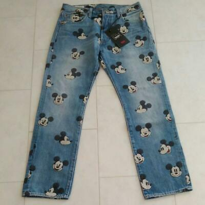 Levi's 501 Mickey Mouse BRANDNEW Mens Denim Jeans UNUSED ORIGINAL Made in USA