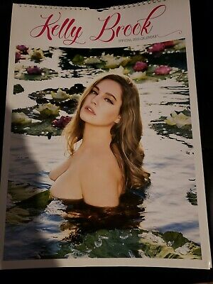 Kelly Brook Calendar 2019