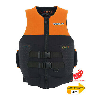 Jet Pilot Infant Neoprene Life Jacket Suitable up to 15kg BLACK