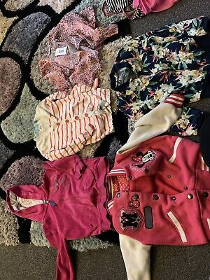 Bundle Of Girls Clothes 3/4 Years
