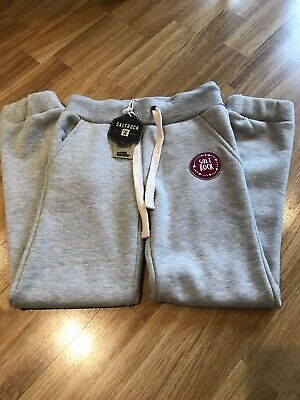 Girls Salt Rock Tracksuit Bottoms 7 Years