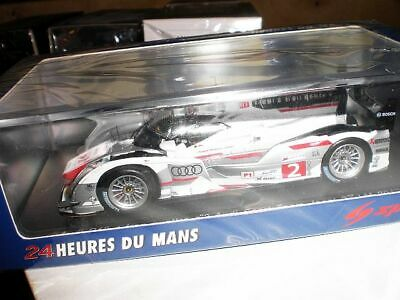 Spark 3701 - Audi R18 e-tron Quattro LM 2012 #2 - 1:43 Made in China