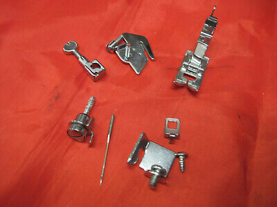 Singer 3116 Simple Sewing Machine Parts Needle Clamp Assembly Foot Guides