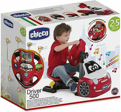 Chicco driving simulator car toy, Fiat 500 driver - FREE LOCAL DELEVERY!