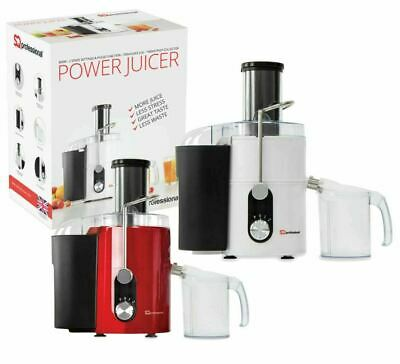 Centrifugal Power Juicer Extractor Juicing Machine Automatic Pulp Ejection