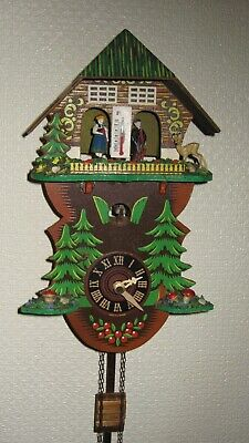 Cuckoo Clock & Weather Station. Part working for Repair.