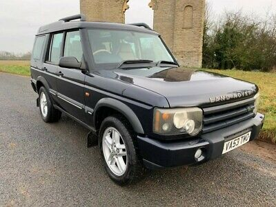 2004 Land Rover Discovery TD5 ES Premium Auto 102K 7 Seat FSH 2 Keys HPI Clear