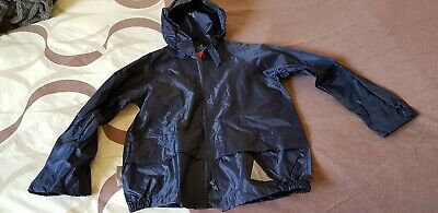 Result Junior Heavyweight Waterproof  Jacket and Trouser Set age 5-6years new