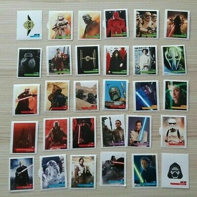 Carte Star Wars Leclerc 2019