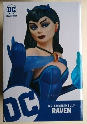 DC Collectibles Raven Bombshells Statue Sealed!