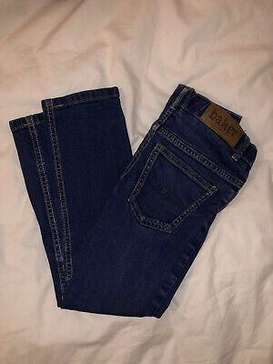 Ted Baker Boys Blue Jeans Age 7