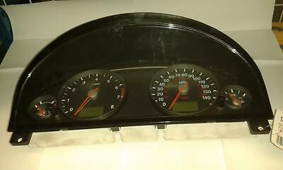 Instrument Cluster FORD MONDEO 2004 1798 Petrol 99999 Miles
