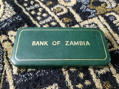 Zambia 1964 Proof Set - Boxed
