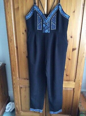 JUMPSUIT FROM BOOHOO size 14 BNWT