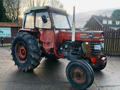 Massey Ferguson Tractor 6260 Top Link With Ball Ends Vat Included GS42055