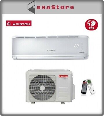Climatizzatore Ariston Inverter Alys Plus 25 R-32 A++ 9000 Btu Wi-Fi Ready