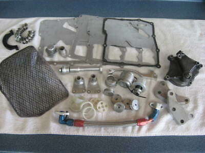 Honda RC30 - VFR750R - HRC alloy parts package and OEM