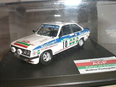 Trofeu MP 1979 - Ford Escort MkII 1979 Rally Portugal - 1:43 Made in China