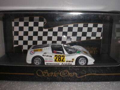 Top Model Collection GOLD 058 - WM Peugeot P70 TDF 1970 - 1:43 Made in Italy
