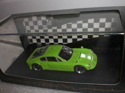 Top Model Collection GOLD 054 - Elva BMW GT 160 1965 green - 1:43 Made in Italy