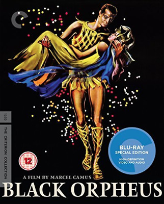 Black Orpheus (Criterion Collection) (UK Only) BLU-RAY NUOVO