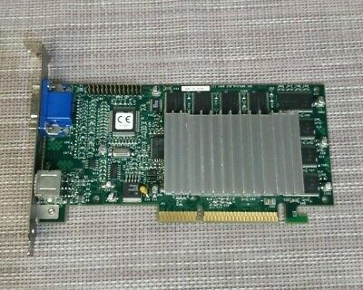 Voodoo 3 3000 - 3Dfx - Agp 16Mb - Fully Tested - Vga