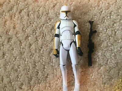 Hasbro Star Wars Clone Trooper 212th Attack Battalion 3.75 Clone Wars Figure
