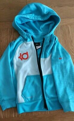 Nike tracksuit top girl therma fit size 4 years