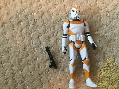 Hasbro Star Wars Clone Trooper Mission Series Utapau 3.75 Action Figure