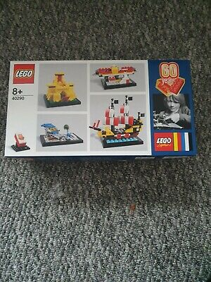 LEGO 40290 - 60 Years of the Brick (Brand New & Sealed)