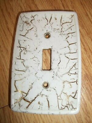 Vintage Towne Ceramic Switch Plate Cover