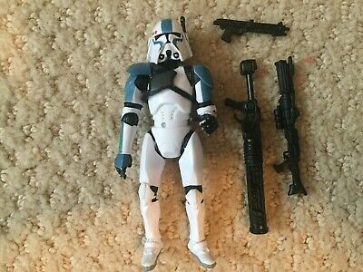 Hasbro Star Wars Clone Trooper ROTS 3.75 Action Figure
