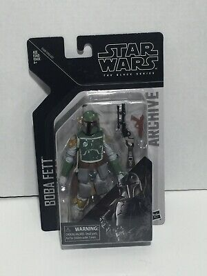 """Star Wars The Black Series 6"""" inch Archive Collection Boba Fett Action Figure"""