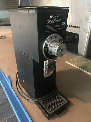 Bunn Coffee Grinder Commercial Coffee Grinder used in good condition