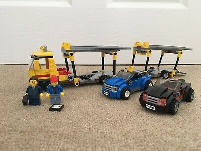 LEGO City Auto Transporter (60060). Complete and with instructions.