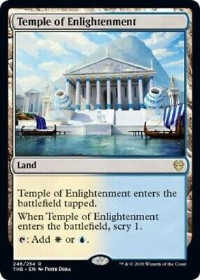 Temple of Enlightenment (246/254) - Theros: Beyond Death - Rare