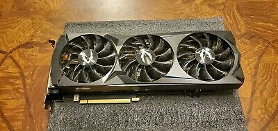 ZOTAC Gaming GeForce RTX 2080 AMP Gaming Graphics Card *See Details*