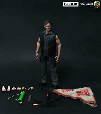 Iminime The Walking Dead Crossbow Hunter Daryl Dixon Norman Reedus NEW&COMPLETE!