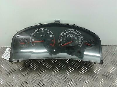 Instrument Cluster VAUXHALL VECTRA 2002 1796 Petrol 999999 Miles
