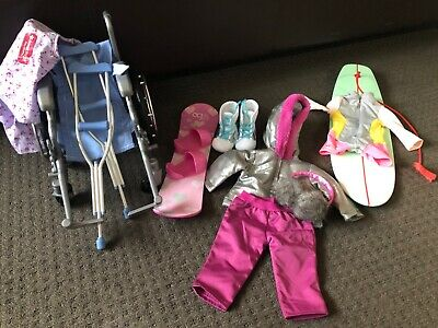 My generation/Journey girl/American Girl Doll accessories.Excellent Condition