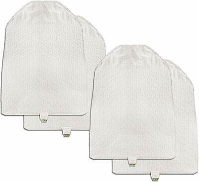 Swiffer Continuous Clean System - Replacement Filters 4 Pack - Captures Dirt, Du