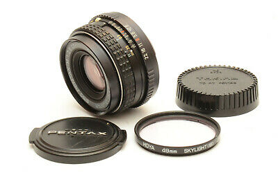 SMC Pentax-M 28mm F2.8 Lens For Pentax K Mount! Good Condition! Read!