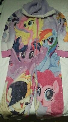 My Little Pony All in One & Glow In The Dark PJs Age 9-10